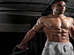 cara melatih otot dada