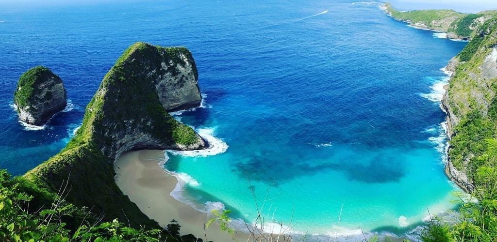 Pantai di nusa penida