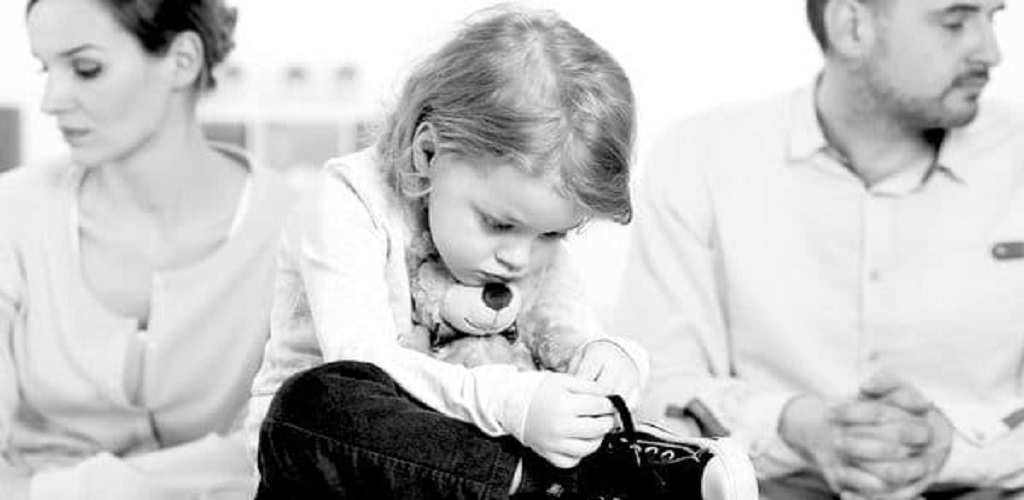 anak dari keluarga broken home