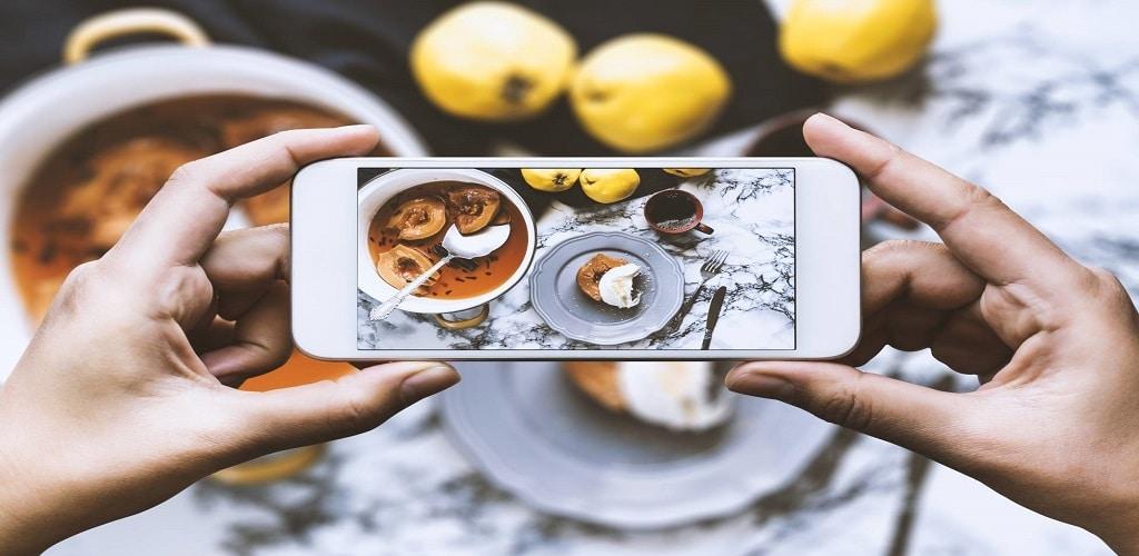 cara jualan makanan online
