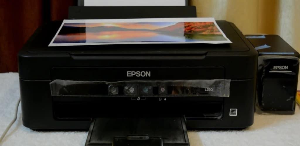 Cara Memperbaiki Printer Epson L220 Mudah Eda Web