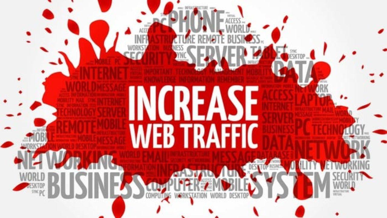 cara menaikkan trafik blog