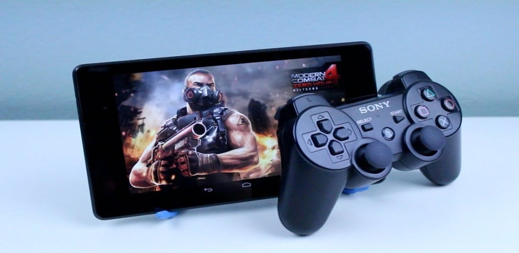 game android yang support joystick