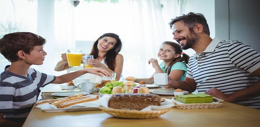 manfaat makan bersama keluarga