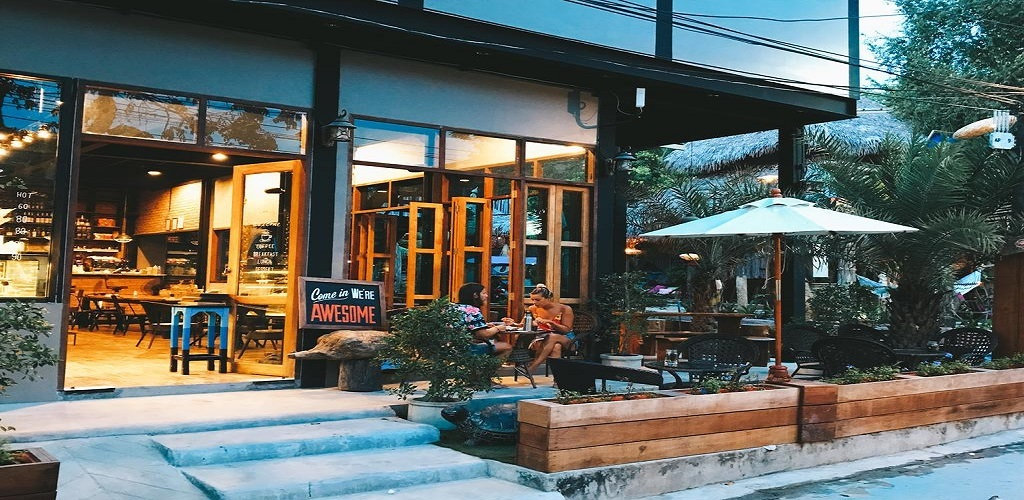 modal bisnis cafe