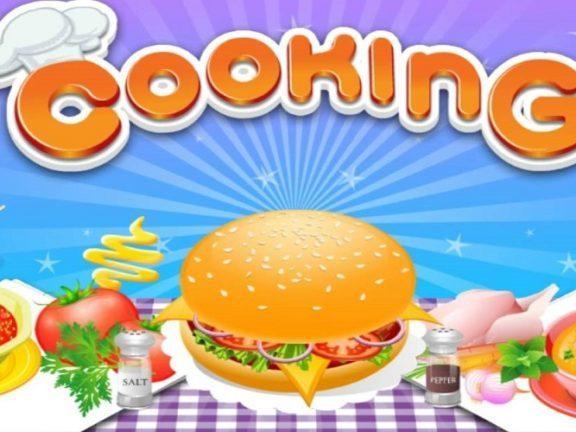 permainan perempuan masak masakan