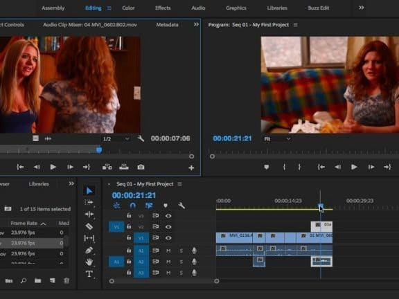 software edit video profesional