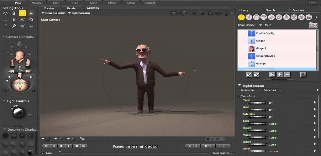 software pembuatan animasi