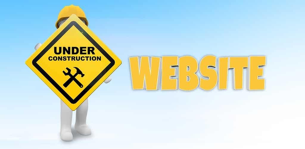 Cara maintenance website