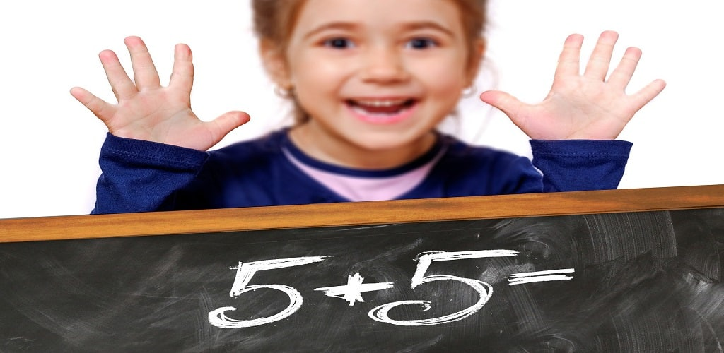 Cara mengajari anak berhitung