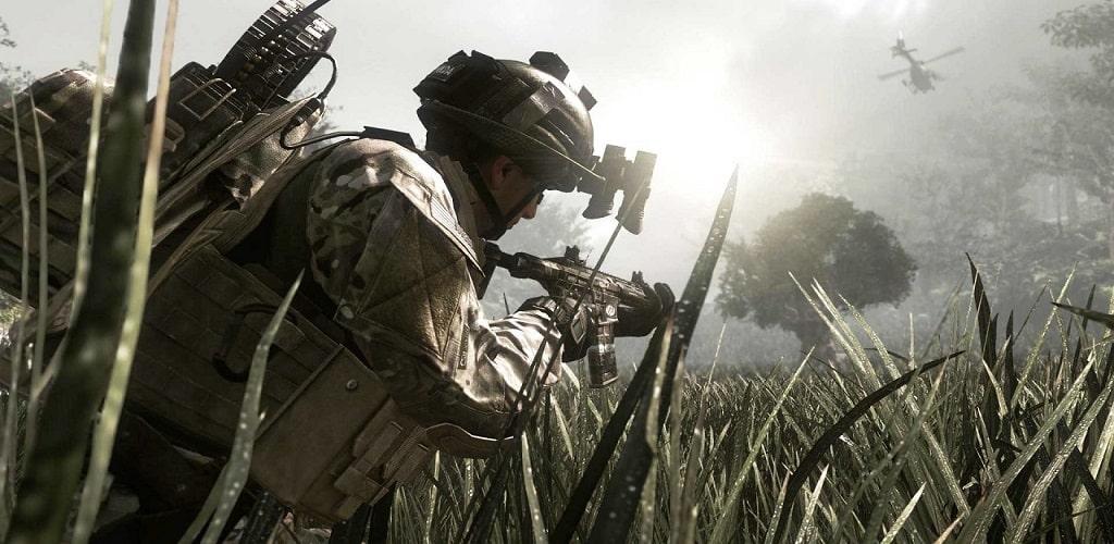Game perang offline PC
