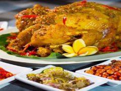 Makanan khas bali halal