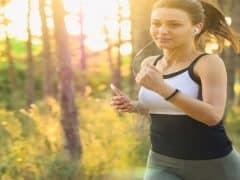 Manfaat jogging sore hari