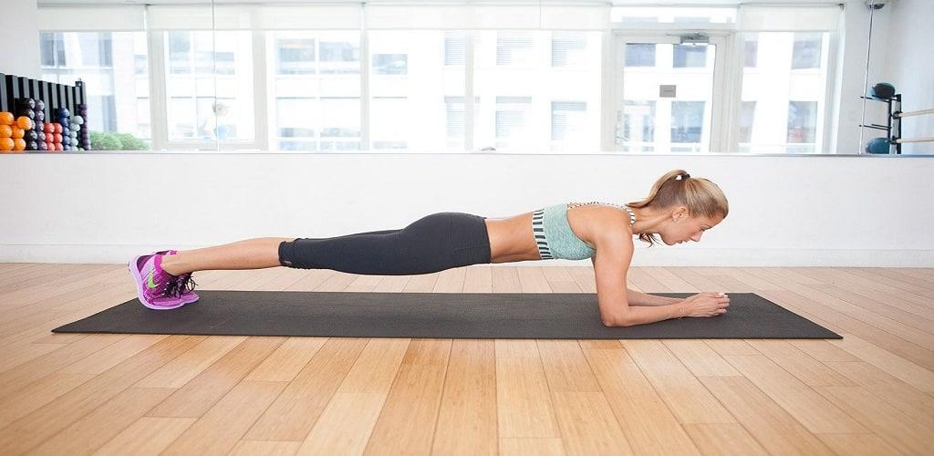 Manfaat plank untuk wanita