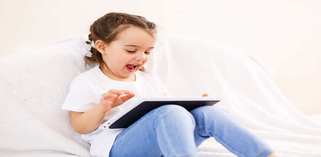 Pengaruh gadget pada anak