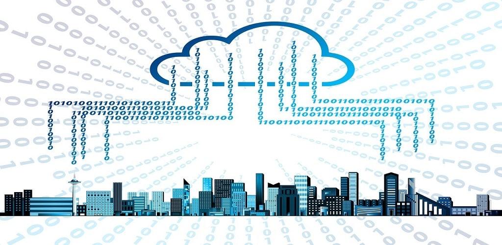 Contoh layanan cloud computing