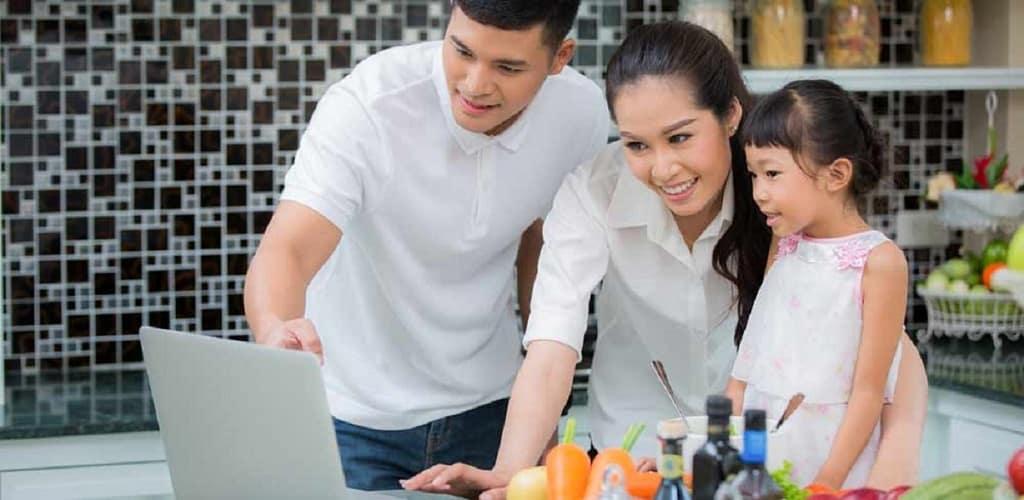 cara manajemen keuangan keluarga