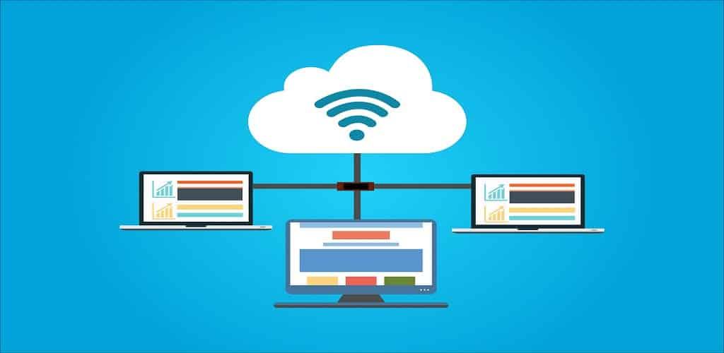 Fungsi Shared hosting server