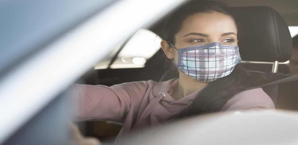 Merawat masker kain yang mudah