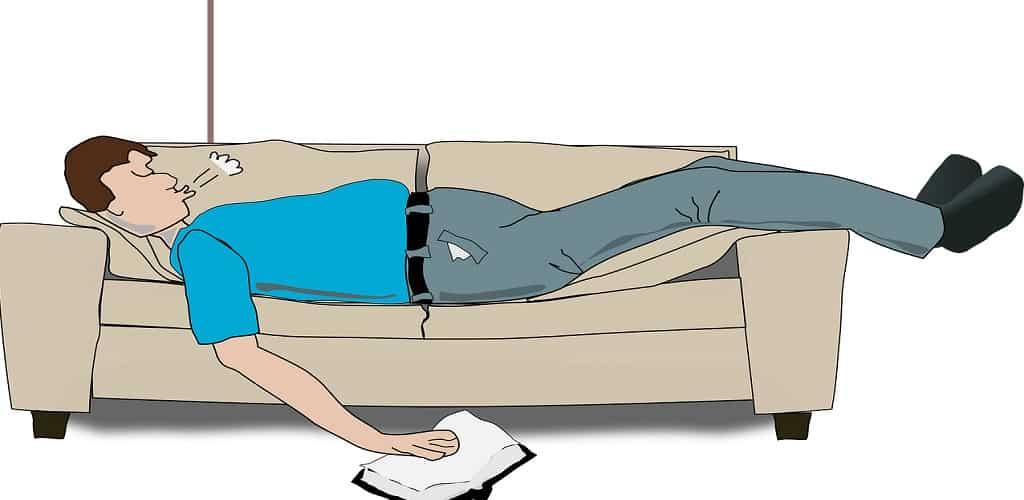 Menghilangkan kebiasaan mendengkur
