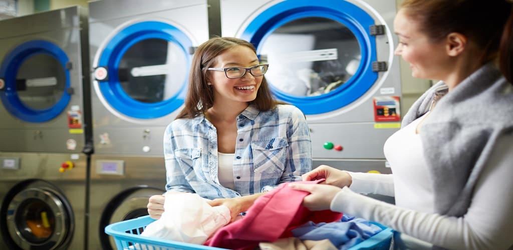 menjalankan usaha laundry online
