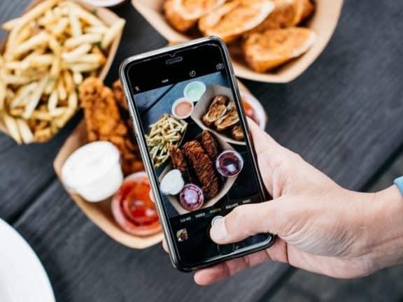 penghasilan food blogger