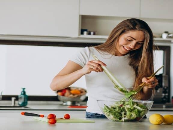 pola makan sehat agar tubuh kuat