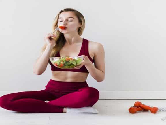 pola makan untuk diet di rumah