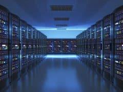 cara kerja dedicated hosting server