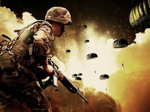 Game Perang Offline Ukuran Kecil